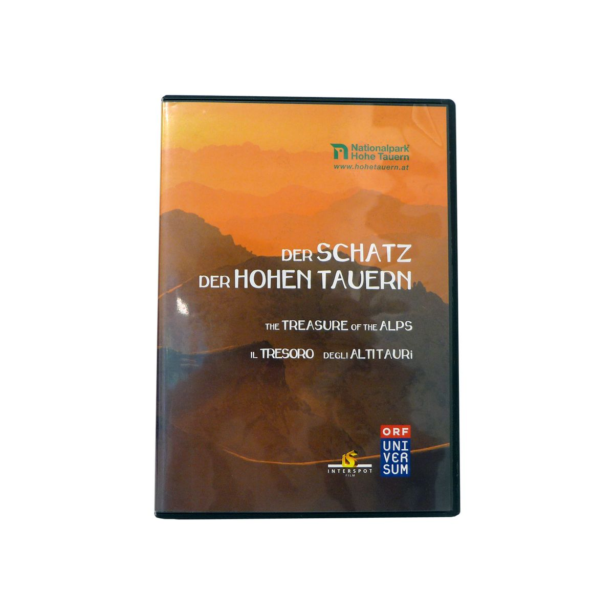 DVD - The treasure of Hohe Tauern